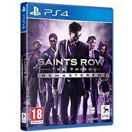 Saints Row: The Third - Remastered - PS4 - Konzoljáték