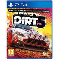 DiRT 5 - PS4 - Konzoljáték