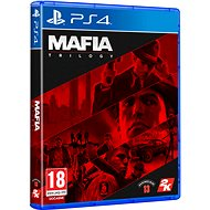Mafia Trilogy - PS4 - Konzol játék