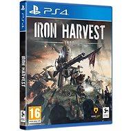 Iron Harvest 1920 - PS4 - Konzoljáték