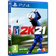 PGA Tour 2K21 - PS4 - Konzol játék