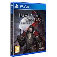 Immortal Realms: Vampire Wars - PS4 - Konzoljáték
