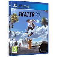 Skater XL: The Ultimate Skateboarding Game - PS4 - Konzol játék