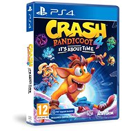 Crash Bandicoot 4: Its About Time - PS4 - Konzol játék