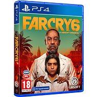 Far Cry 6 - PS4 - Konzol játék