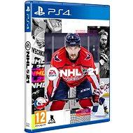 NHL 21 - PS4 - Konzol játék