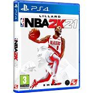NBA 2K21 - PS4 - Konzol játék