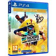 Riders Republic - Gold Edition - PS4 - Konzol játék