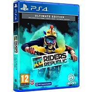Riders Republic - Ultimate Edition - PS4 - Konzol játék
