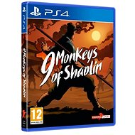 9 Monkeys of Shaolin - PS4 - Konzol játék
