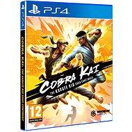 Cobra Kai: The Karate Kid Saga Continues - PS4 - Konzol játék