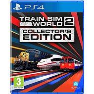 Train Sim World 2: Collectors Edition - PS4 - Konzol játék