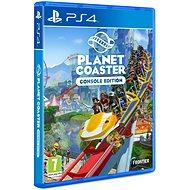 Planet Coaster: Console Edition - PS4 - Konzol játék