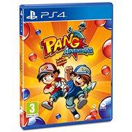 Pang Adventures: Buster Edition - PS4 - Konzol játék