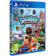 Sackboy A Big Adventure! - PS4 - Konzol játék