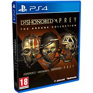 Dishonored and Prey: The Arkane Collection - PS4 - Konzol játék