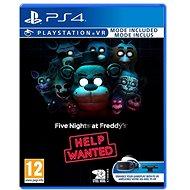 Five Nights at Freddys: Help Wanted - PS4 - Konzol játék