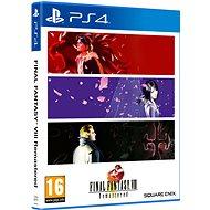 Final Fantasy VIII Remastered - PS4 - Konzol játék