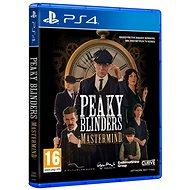 Peaky Blinders: Mastermind - PS4 - Konzol játék