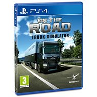 On The Road Truck Simulator - PS4 - Konzol játék