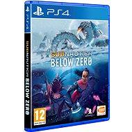 Subnautica: Below Zero - PS4 - Konzol játék