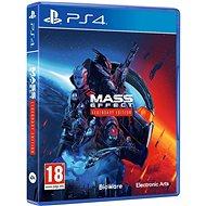 Mass Effect: Legendary Edition - PS4 - Konzol játék