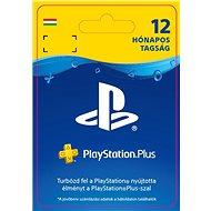 PlayStation Plus 12 hónapos tagság - HU Digital - Feltöltőkártya