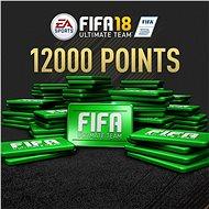 12000 FIFA 18 Points Pack - Digitális HU - Játékbővítmény