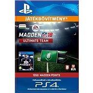 1050 Madden NFL 18 Ultimate Team Points - Digitális HU - Játékbővítmény
