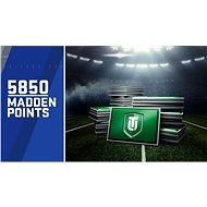 5850 Madden NFL 18 Ultimate Team Points - Digitális HU - Játékbővítmény