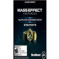 5750 Andromeda Points - Mass Effect - Digitális HU - Játékbővítmény
