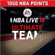 NBA Live 18 Ultimate Team - 1050 NBA points - PS4 HU Digital - Játékbővítmény