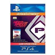 NFS Payback 4600 Speed Points - PS4 HU Digital - Játékbővítmény