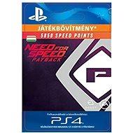 NFS Payback 5850 Speed ??Points - PS4 digitális HU - Játékbővítmény