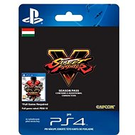 STREET FIGHTER V Season 3 Character Pass - PS4 HU Digital - Játékbővítmény