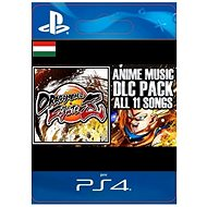 DRAGON BALL FIGHTERZ - Anime Music Pack - PS4 HU Digital - Játékbővítmény