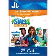 The Sims 4 Get To Work - PS4 HU digitális - Játékbővítmény