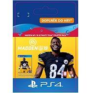 Madden NFL 19 Ultimate Team Starter Pack - PS4 HU Digital - Játékbővítmény