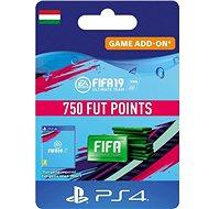 750 FIFA 19 Points Pack - PS4 HU Digital - Játékbővítmény