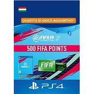 500 FIFA 19 Points Pack - PS4 HU Digital - Játékbővítmény