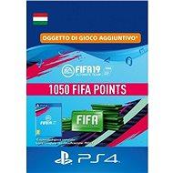 1050 FIFA 19 Points Pack - PS4 HU Digital - Játékbővítmény