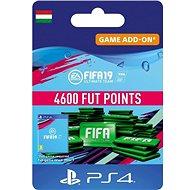 4600 FIFA 19 Points Pack - PS4 HU Digital - Játékbővítmény