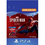 Marvels Spider-Man: The City that Never Sleeps - PS4 HU Digital - Játékbővítmény