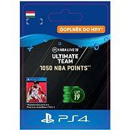 1050 NBA POINTS - PS4 HU Digital - Játékbővítmény
