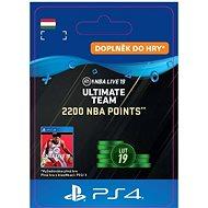 2200 NBA POINTS - PS4 HU Digital - Játékbővítmény