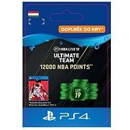 12000 NBA POINTS - PS4 HU Digital - Játékbővítmény