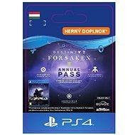 Destiny 2: Forsaken Annual Pass - PS4 HU Digital - Játékbővítmény