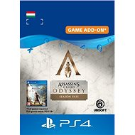 Assassin'sCreedOdyssey-Season pass - PS4 HU Digital - Játékbővítmény