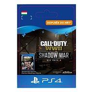 COD: WWII-Shadow War DLC Pack 4 - PS4 HU Digital - Játékbővítmény