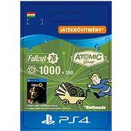 Fallout 76: 1000 (+100 Bonus) Atoms - PS4 HU Digital - Játék kiegészítő
